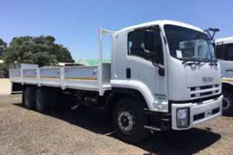 Isuzu Truck Dropside FVZ 1400 Auto 2020