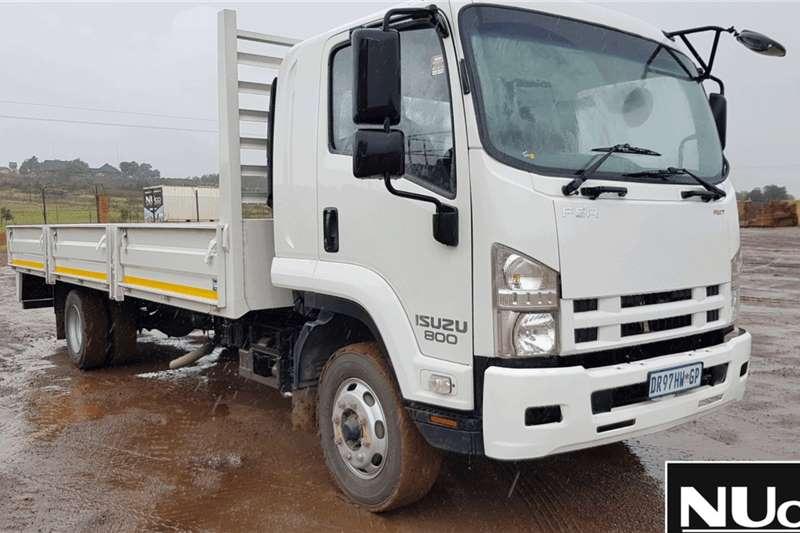 Isuzu Truck Dropside ISUZU FSR800 AMT DROPSIDE (CODE 3) 2015