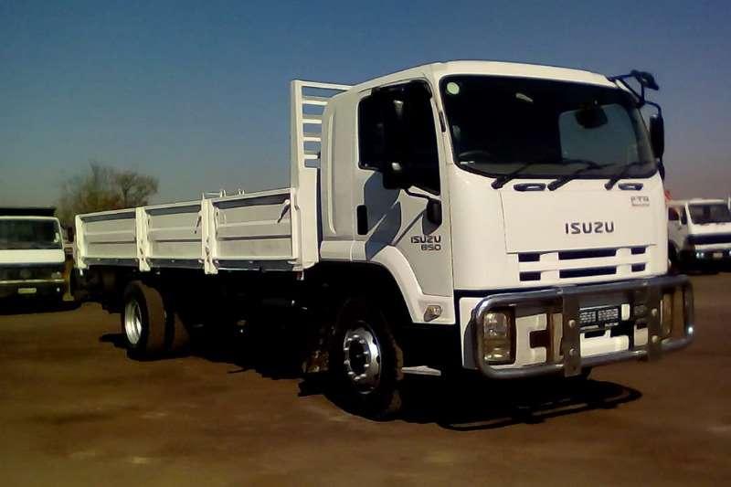 Isuzu Truck Dropside ISUZU FTR 850 REMOVAL DROPSIDE 2013