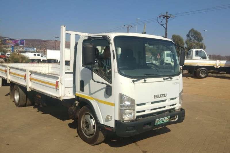Isuzu Truck Dropside ISUZU NQR 500 DROPSIDE TRUCK 93000 KMS R279000 2009