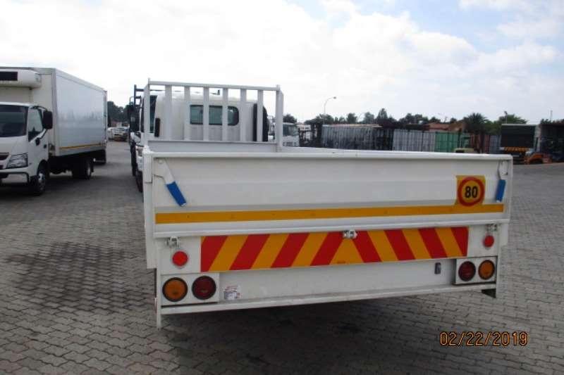 Isuzu Dropside ISUZU NQR500 DROPSIDE Truck