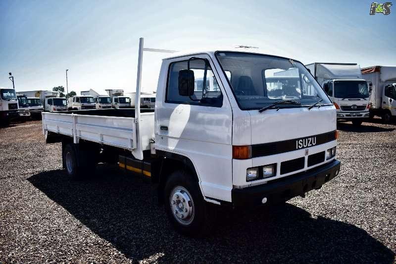 Isuzu Truck Dropside N4000 1994