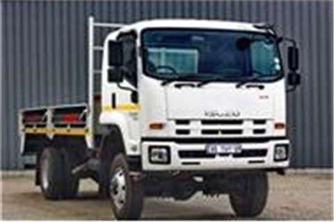 Isuzu Truck Dropside NEW FTS 750 4x4 SWA 2019