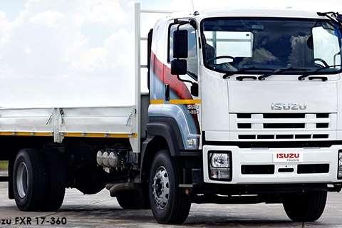 Isuzu Truck Dropside NEW FXR 17 360 2019