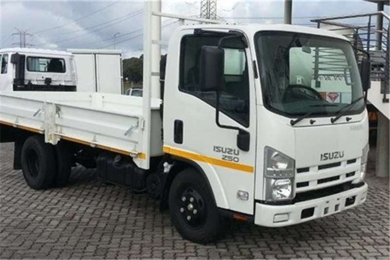 Isuzu Dropside NEW NMR 250 Manual Truck