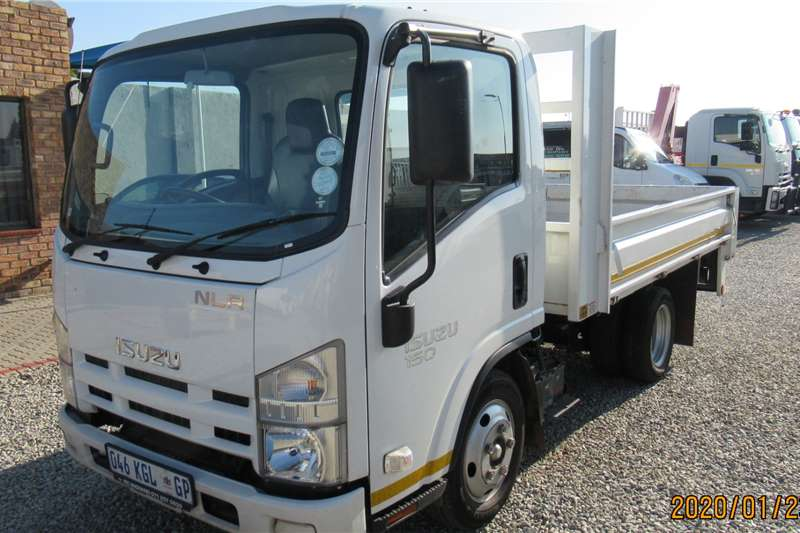 Isuzu Truck Dropside NMR 150 DS 2018