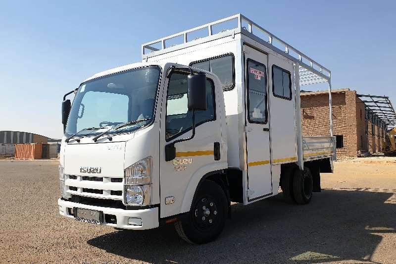 Isuzu Truck Dropside NMR 250 Personal Carrier 2020