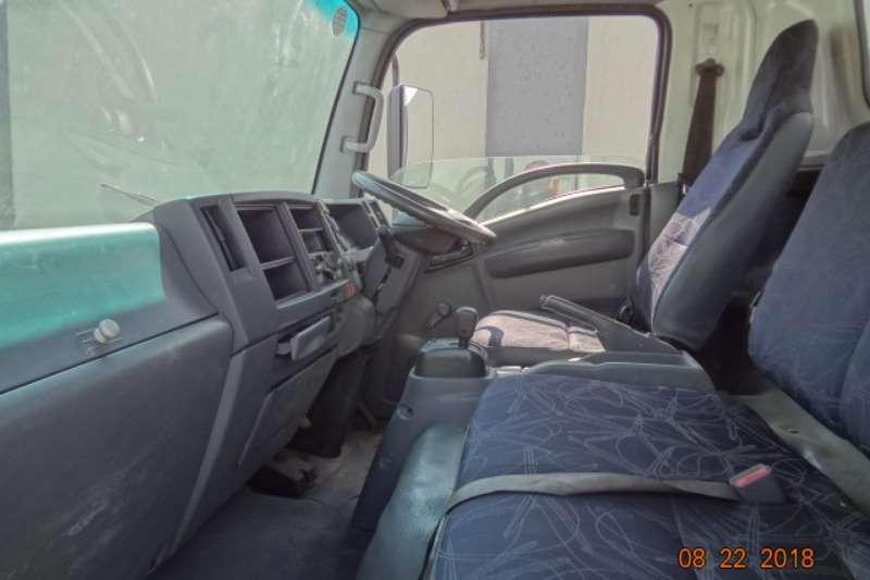 Isuzu Dropside NPR 400 dropside Truck