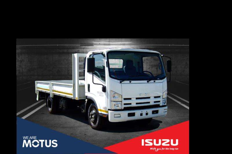 Isuzu Truck Dropside NPR 400 Manual Dropside 2019