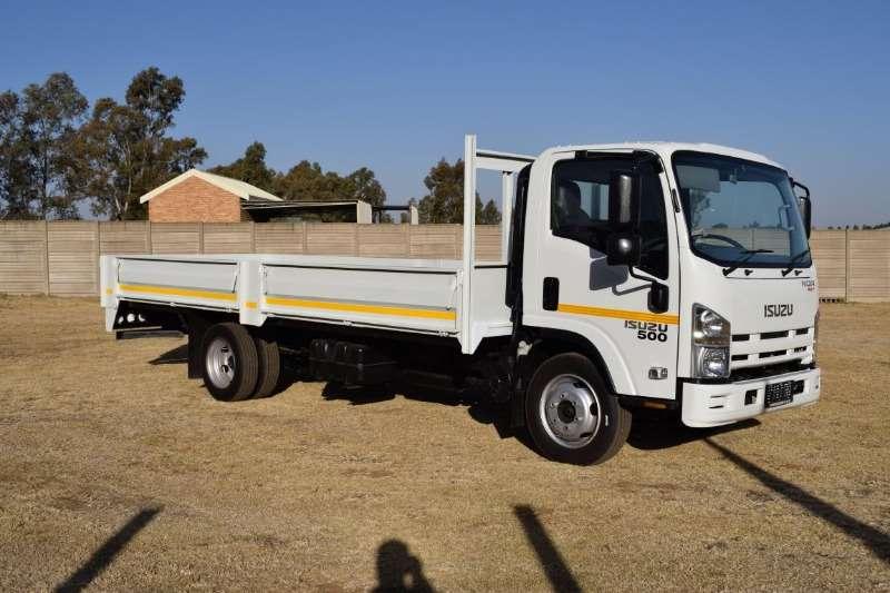 Isuzu Truck Dropside NQR 500 AMT 2010