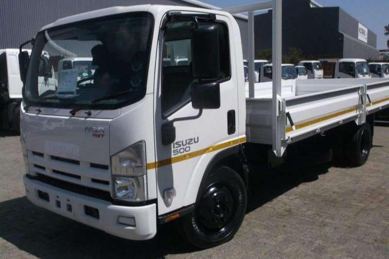 Isuzu Truck Dropside NQR 500 AMT 2020