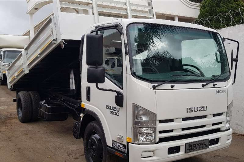Isuzu Truck Dropside NQR500 2016