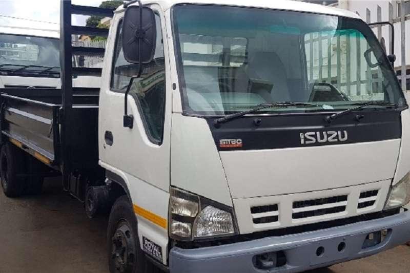 Isuzu Truck Dropside NQR500 SITEC 2006