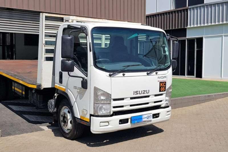 Isuzu Truck Flat deck NQR 500 AMT 2014