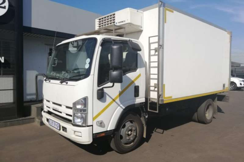 Isuzu Truck Fridge truck 2016 Isuzu NQR 500 SWB Fridge Body 2016