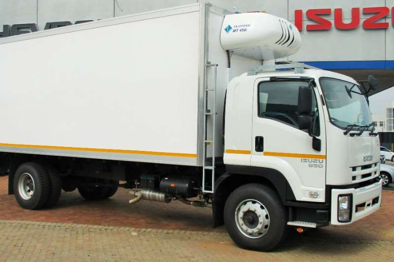 Isuzu Truck Fridge truck FTR 850 Manual Fridge Unit 2019