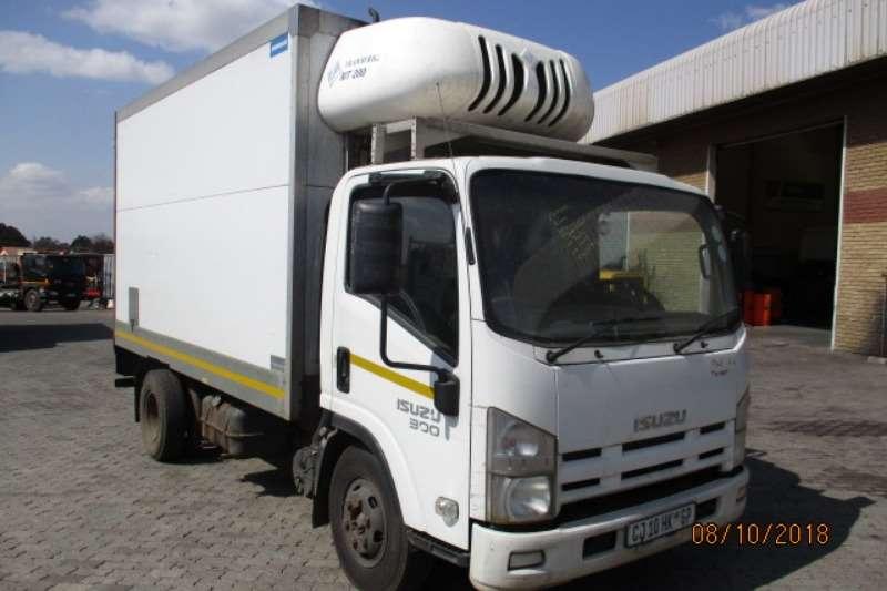 Isuzu Fridge truck ISUZU NPR300 FRIDGE BODY Truck