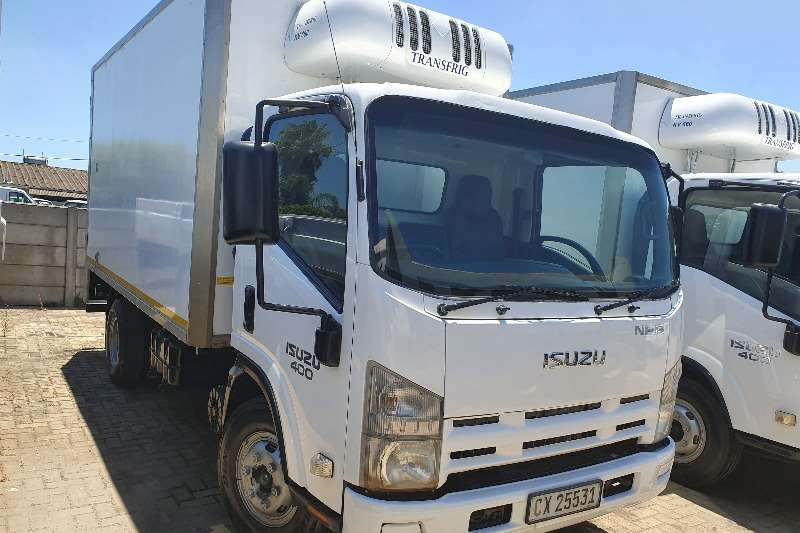 Isuzu Truck Fridge truck NPR 400 (3 Trucks Available) 2014