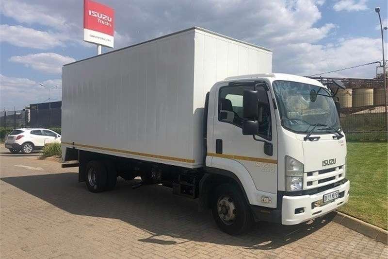 Isuzu Truck FRR 600 A/T F/C C/C 2014