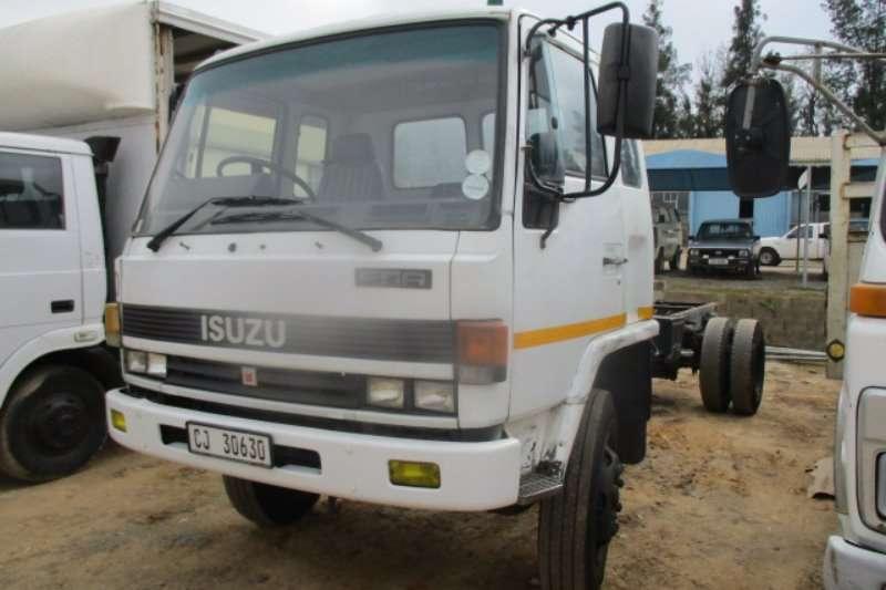 Isuzu Truck FSR 1991