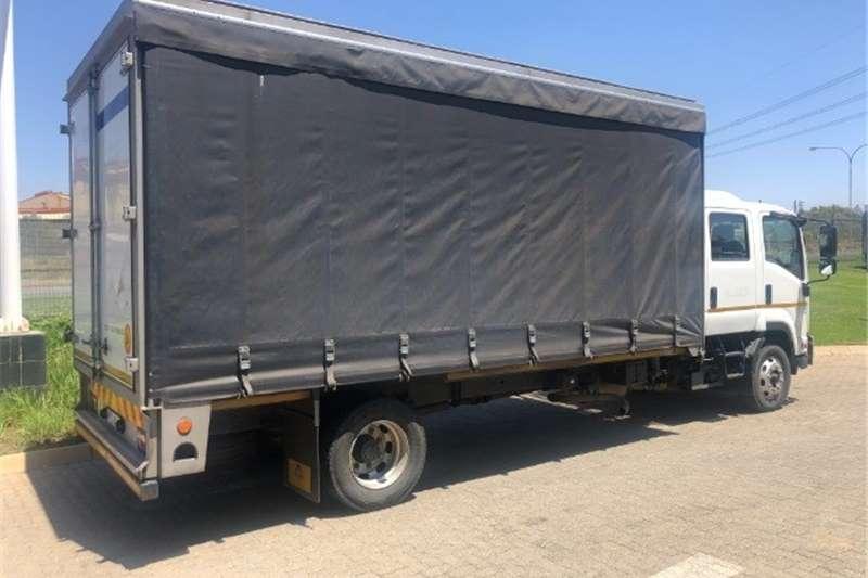 Isuzu FSR 750 CREW CAB AMT F/C C/C Truck