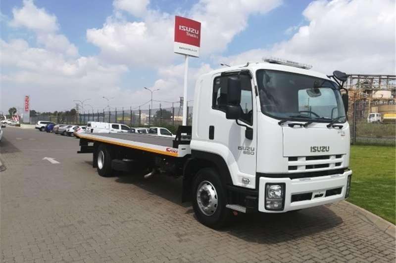 Isuzu Truck FTR 850 AMT F/C C/C 2018