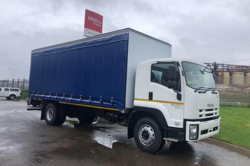 Isuzu Truck FTR 850 AMT F/C C/C 2019