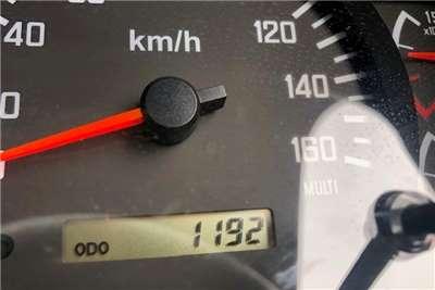 Isuzu FTR 850 AMT F/C C/C Truck