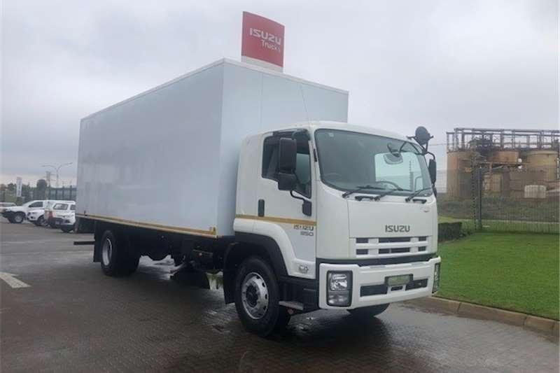 Isuzu Truck FTR 850 AMT F/C C/C 2020