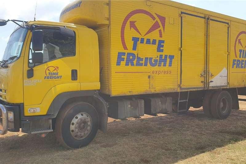 Isuzu FTR 850 CLOSED BODY 8.5 TON Truck
