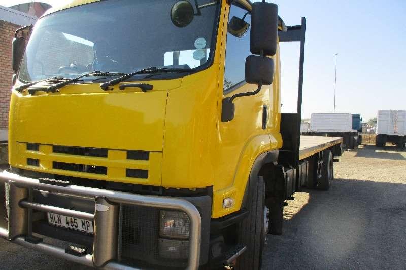 Isuzu Truck FTR 850 Flat Deck Body 2010