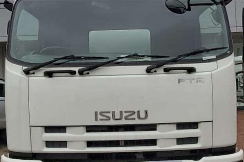 Isuzu Truck FTR 850 Man Tautliner Demo 2020