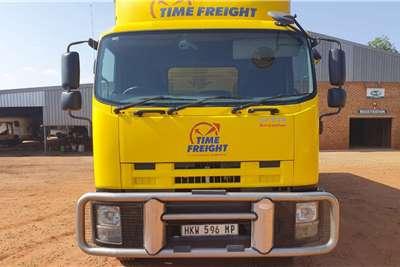 Isuzu FTR 850 SMOOTHER Truck