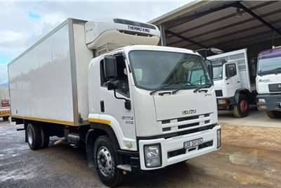 Isuzu FTR850 COOL UNIT Truck