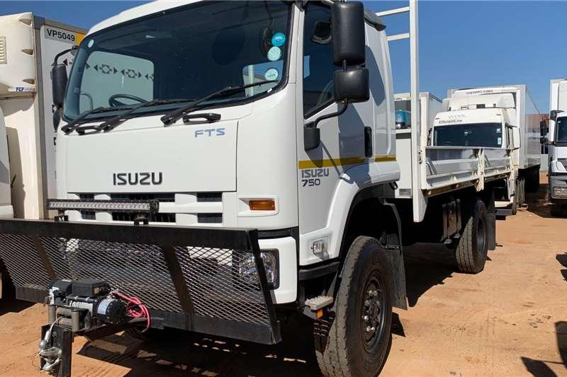 Isuzu FTS750 4X4D/SIDE WITH WINCH Truck