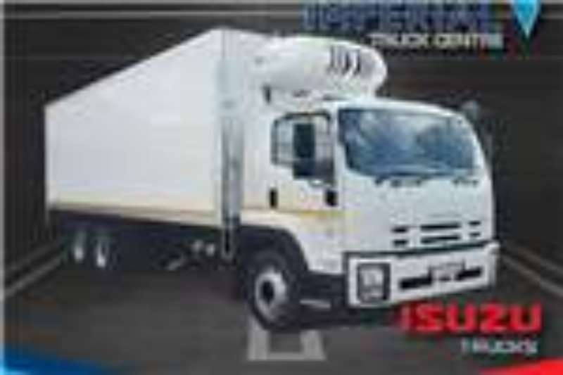 Isuzu Truck FVZ 1400 Man Demo Meat Hanger 2018