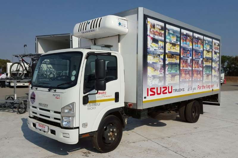 Isuzu Truck FVZ 1400 ManDemo MeatHanger 2018