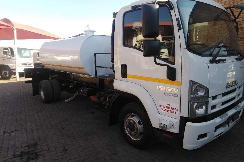 Isuzu Truck Honey sucker FRR 600 SMOOTHER ( AUTOMATIC ) 2013