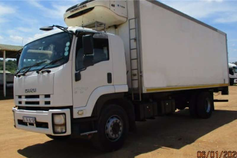 Isuzu Truck Insulated fridge unit FTR 850 2012