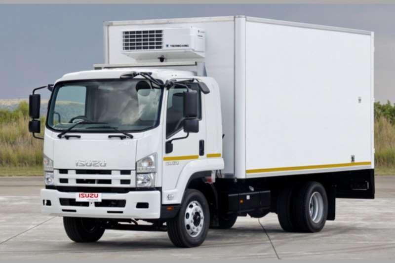 Isuzu Truck Insulated fridge unit FTR 850 2019