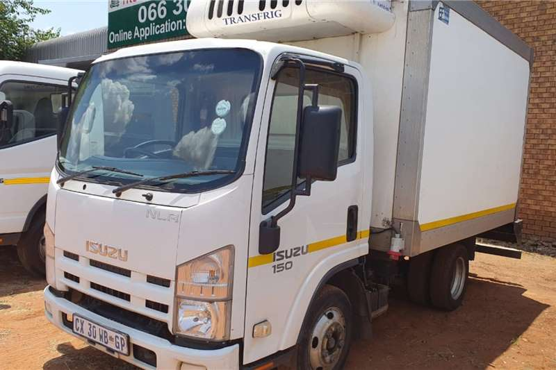 Isuzu Truck Insulated Fridge unit ISUZU NLR150 REFRIGERATED BODY 2014