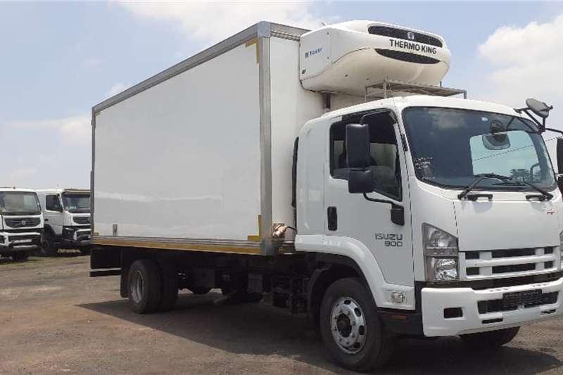 Isuzu Truck ISUZU FSR800 C/C AMT F/C TRANSFRIDGE UNIT 2016