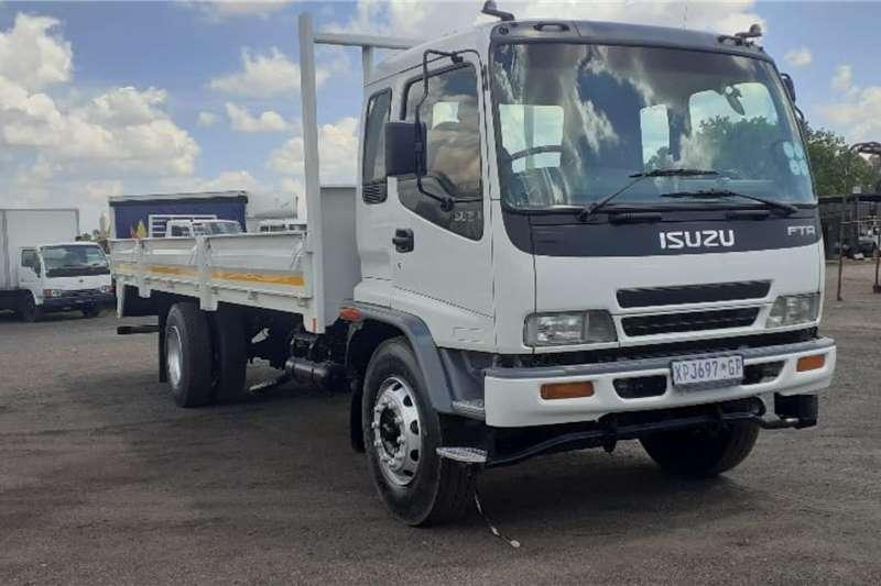 Isuzu Truck ISUZU FTR 800 DROPSIDE 8TON 2008