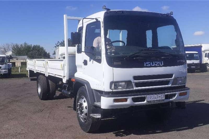 Isuzu Truck ISUZU FTR800 8TON DROPSIDE BODY 2008
