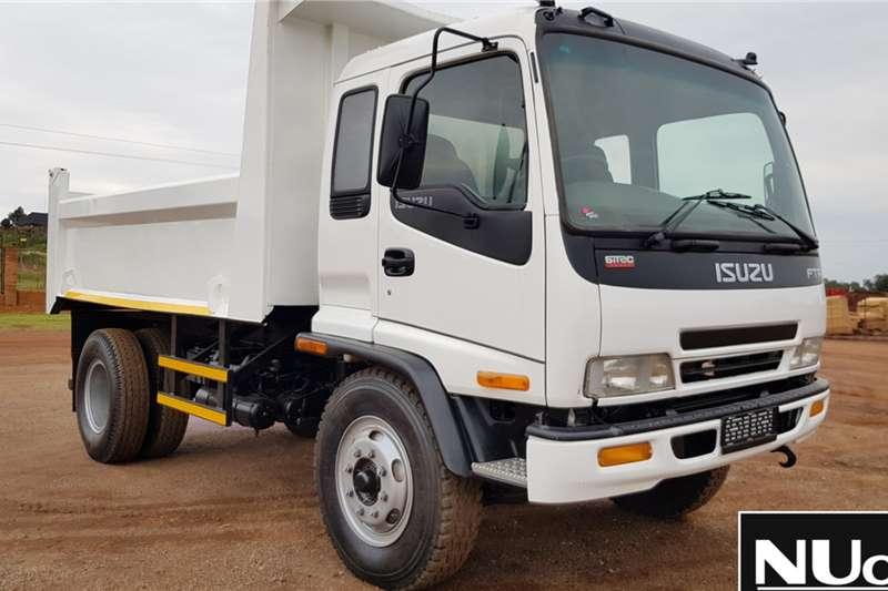 Isuzu Truck ISUZU FTR800 TIPPER TRUCK