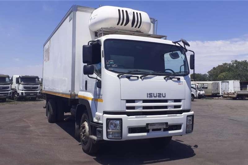 Isuzu Truck ISUZU FTR850 VAN BODY 2016
