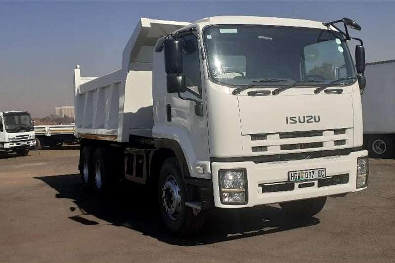 Isuzu Truck ISUZU FVZ1400 10 CUBE TIPPER 2014