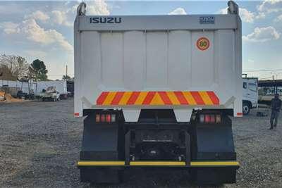 Isuzu ISUZU FVZ1400 10 CUBE TIPPER Truck