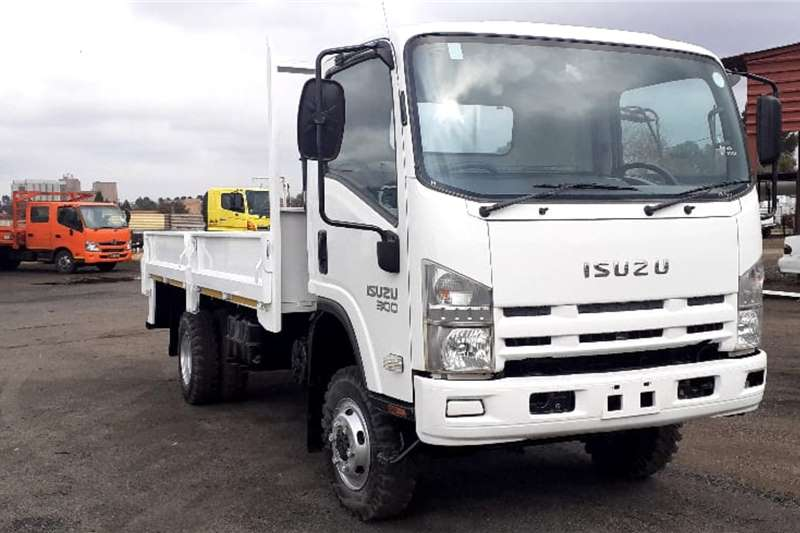 Isuzu Truck ISUZU NPS300 4X4 DROPSIDE 2013
