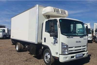 Isuzu ISUZU NQR500 FRIDGE BODY Truck